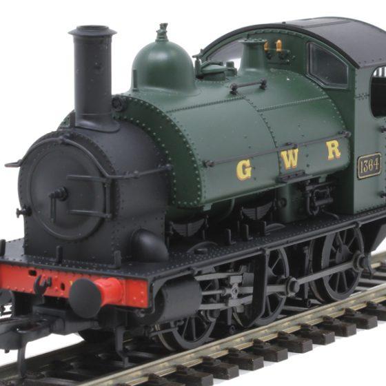 Kernow K2204 0-6-0 1361 Steam Loco No. 1364