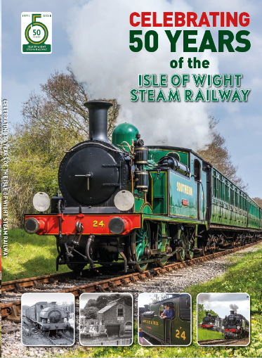 Celebrating 50 Years of the Isle of Wight Steam Railway