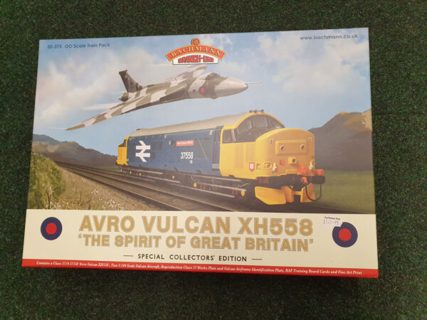 Avro-Vulcan-Set