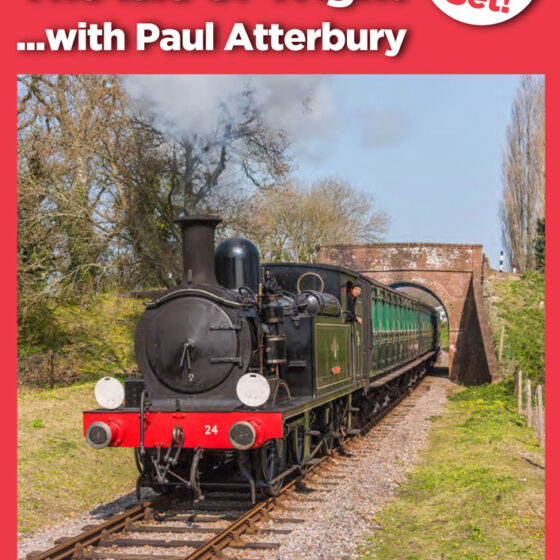 Island Lines - The Isle of Wight with Paul Atterbury