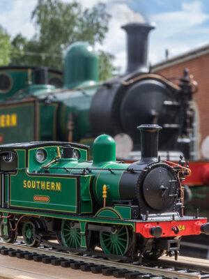 No 24 Calbourne Model Railway 2